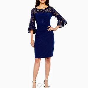 🌹 Lauren Ralph Lauren navy/sequin dress 🌹